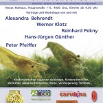 Poster Garnelentag 2011